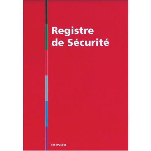 Registro di sicurezza - Chubb