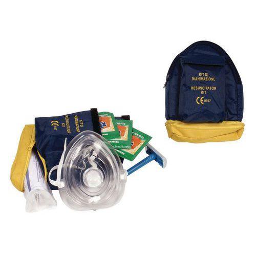 Kit accessori per uso defibrillatore