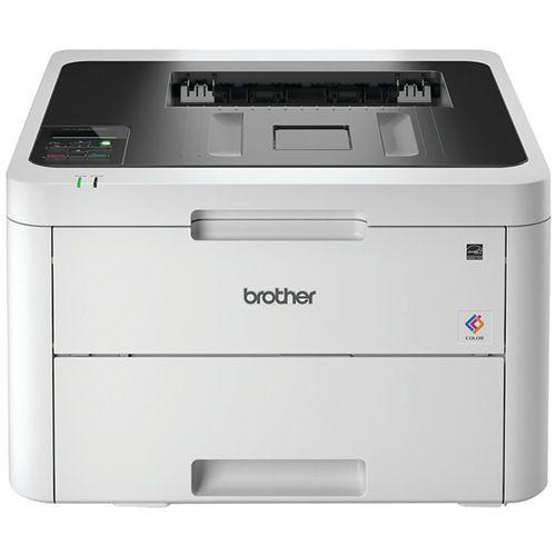 Stampante laser a colori, collegabile in rete e in Wi-Fi, Brother HL-L3230CDW - Brother