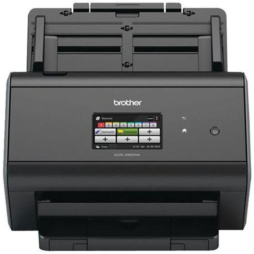 Scanner da ufficio Wi-Fi Direct ADS-2800W - Brother