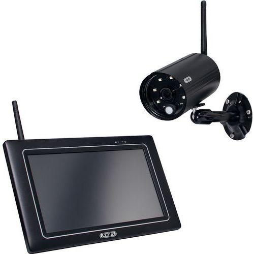 Kit di videosorveglianza PnP schermo Full HD - 1 telecamera - Abus