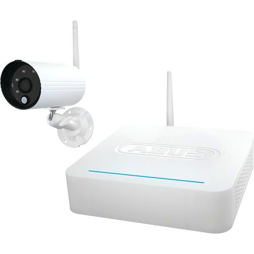 Kit registratore 1 telecamera PPDF18000 - Abus