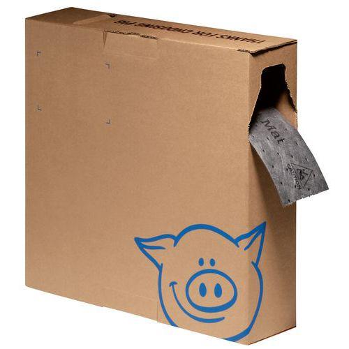 Tappeto assorbente PIG MAT - Spazi ristretti - In rotolo