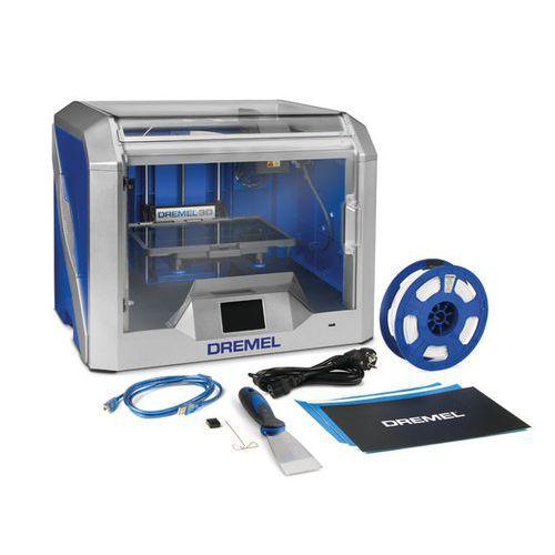 Stampante 3D40 con display touchscreen e WiFi - Dremel