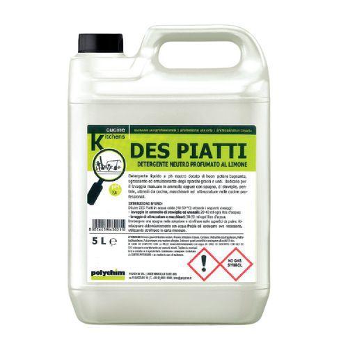 Detergente per piatti  DES PIATTI