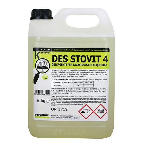 Detergente liquido universale per lavastoviglie DES STOVIT 4