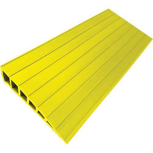 Rampa di accesso per dislivello Waccess® - Lunghezza 1000 mm - Autoportante - Wattelez