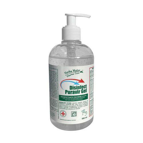 Gel disinfettante mani - 500 ml - Presidio medico chirurgico