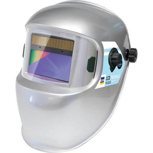 Maschera per saldatura Promax 9/13 grigio - GYS