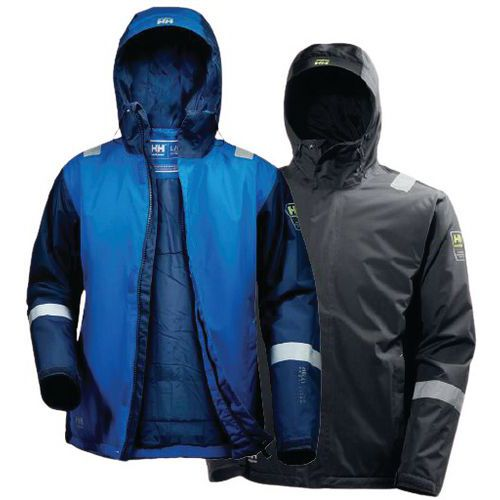 Fine Serie - Giacca Aker Winter Helly Tech e Primaloft®