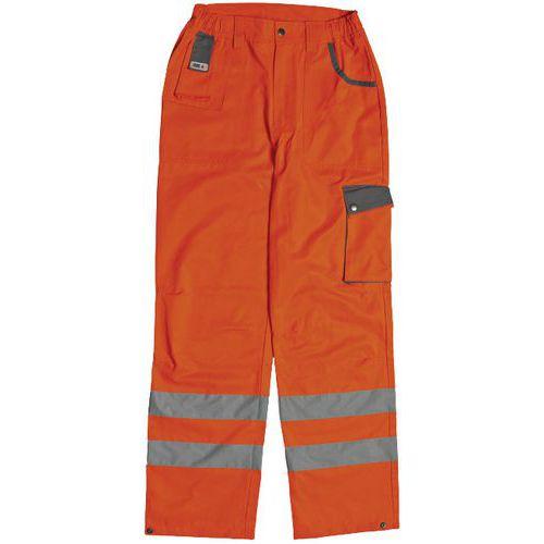 Fine Serie - Pantalone invernale alta visibilità