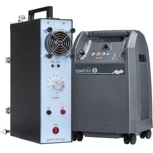 Generatore di ozono per sanificazione - Fino a 350 m³ - Justrite