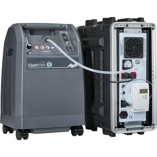 Generatore di ozono per sanificazione fino a 2000 m³ - Justrite