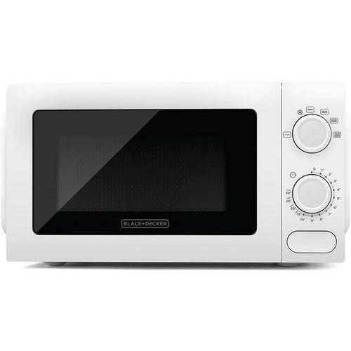 Forno a microonde 700 W Bianco BXMY700E - Black & Decker