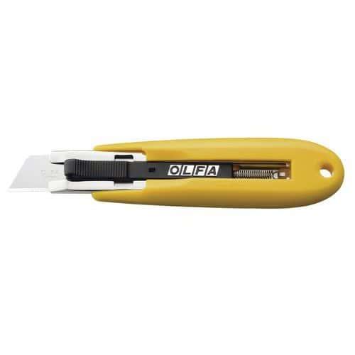 Cutter di sicurezza Olfa SK5 - Lama larghezza 17,5 mm