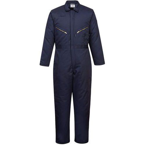 Tuta orkney foderata  blu navy - Portwest