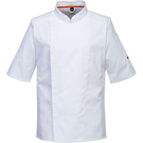 Giacca meshair pro maniche corte bianca - Portwest