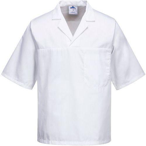 Camicia da panettiere bianca - Portwest