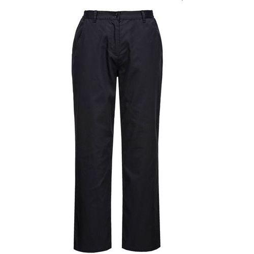 Pantalone chef donna rachel nero - Portwest