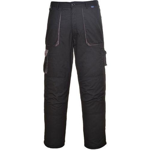 Pantalone bicolore portwest texo foderato nero - Portwest