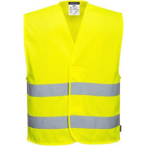 Gilet meshair hi-vis giallo - Portwest